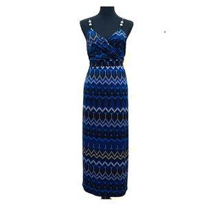 Lane Bryant Maxi Dress Size 14 16